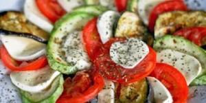 Italiaanse salade